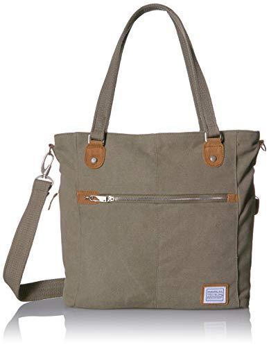 Travelon Anti-Theft Heritage Tote Bag Travel, Sage, One Size