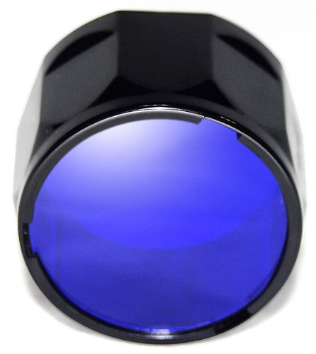 FENIX Blaufilter für TK10, TK11, TK12, TK15, TK20 Taschenlampen-Zubehör AD302B für TK10, TK11, TK12, TK15-868766, TK20