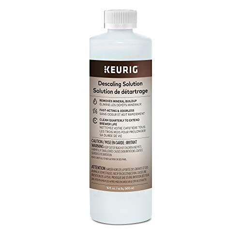 Keurig Brewer Cleaner Includes 14 oz....