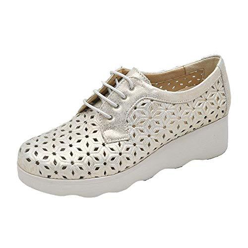 PITILLOS - Zapatos PITILLOS 6080 SEÑORA Oro - 36
