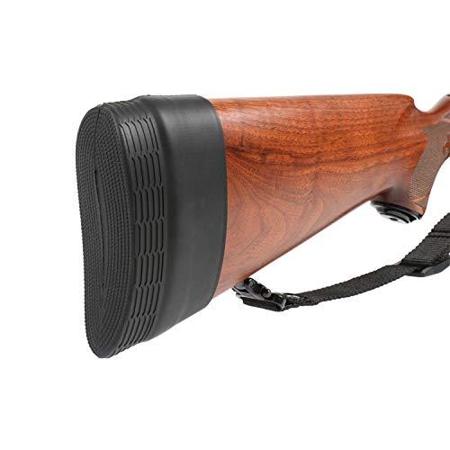 Allen Recoil Eraser, Recoil Reducing Pad, Reduces Recoil for Both Rifles & Shotguns, Small, Black, Model:15511