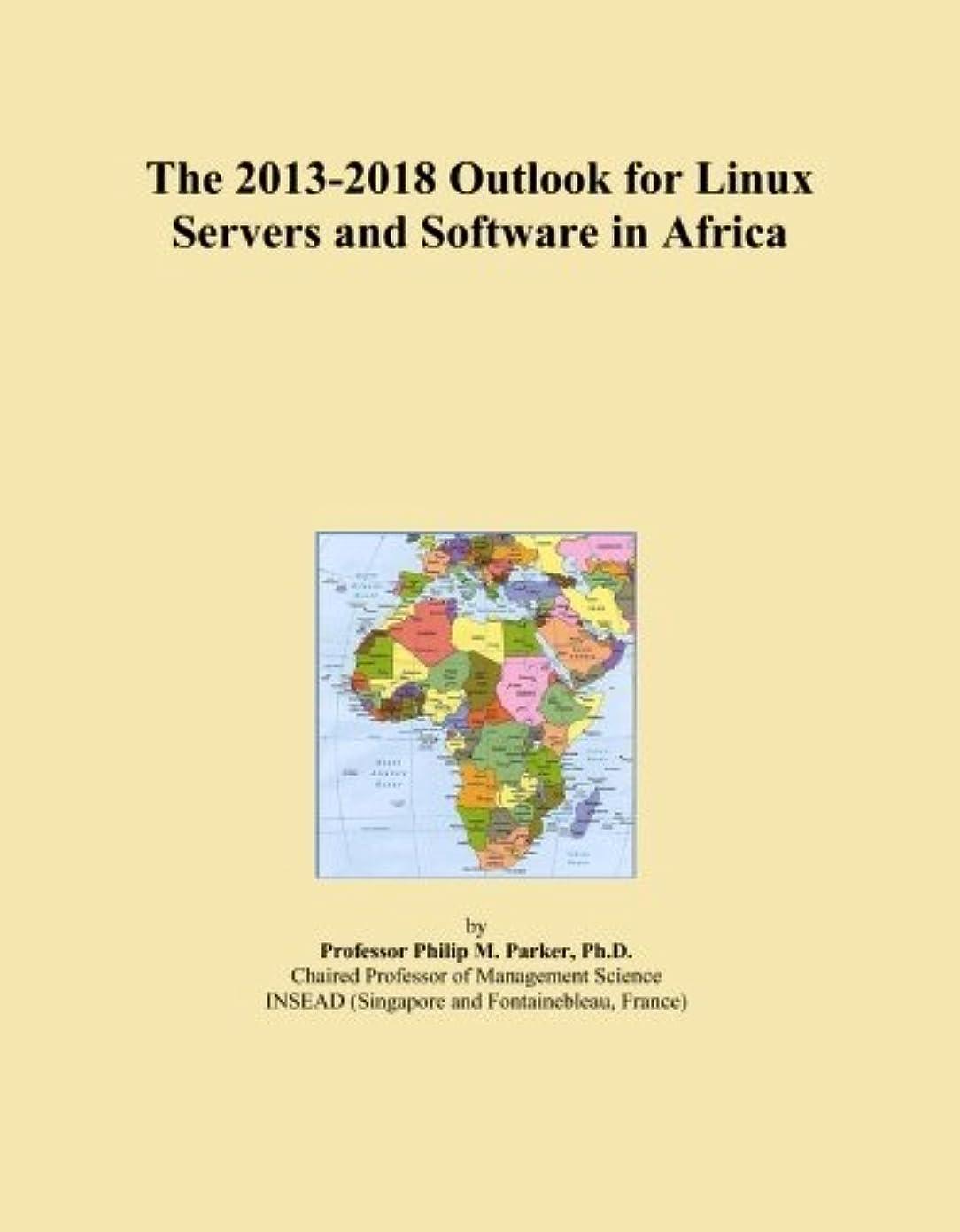 バージン騒乱非アクティブThe 2013-2018 Outlook for Linux Servers and Software in Africa