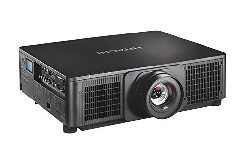 Why Should You Buy Hitachi 9,500L DLP Projector, Black - CP-HD9950B