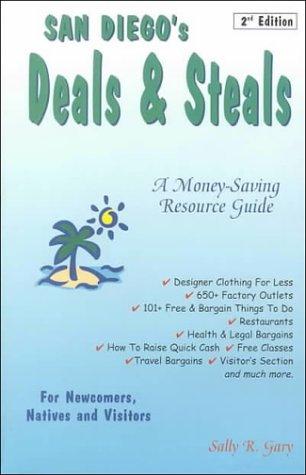 San Diego's Deals & Steals (2nd Edition)