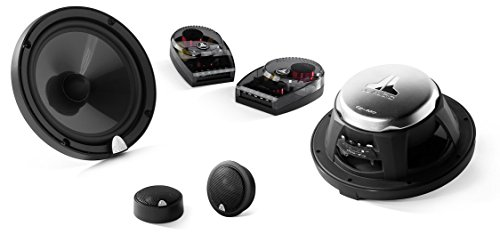 JL Audio C3-650 6-3/4' 2-Way Convertible Component/Coaxial Speakers System Evolution C3 Series