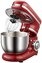 XXDTG 4L Stainless Steel Household Kitchen Electric Food Stand Mixer Egg Whisk Dough Cream Blender Appliance