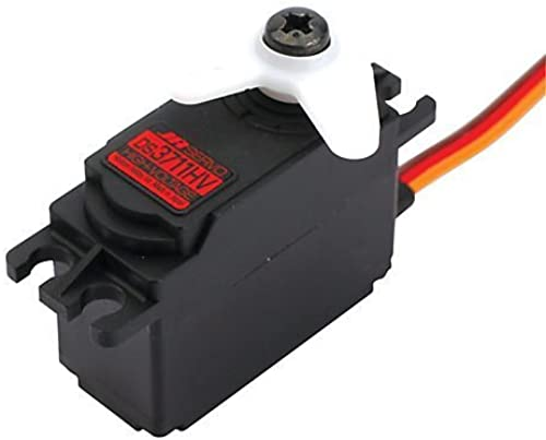 el mas reciente DS3711HV DS3711HV DS3711HV High-Voltage Digital Mini-Torque MG Servo by JR Radio  tiendas minoristas