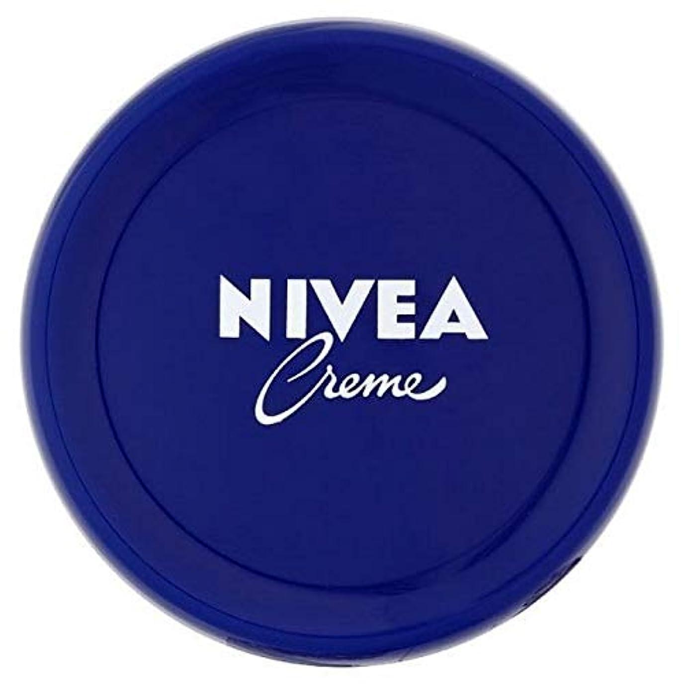 義務的無駄だ寄付する[Nivea ] ニベアクリーム万能ボディクリーム、200ミリリットル - NIVEA Creme All Purpose Body Cream, 200ml [並行輸入品]