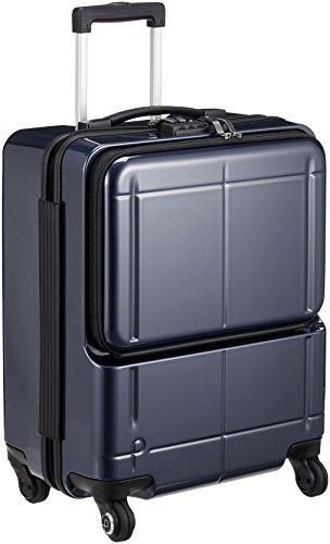[プロテカ] スーツケース 日本製 マックスパスH2s 3年保証 サイレントキャスター 限定鏡面仕上げ 保証付 40L 46 cm 3.3kg ガンメタリック