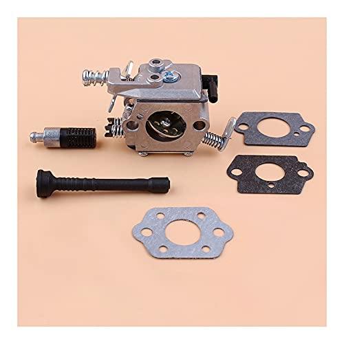 Manguera de la manguera de aceite de carburador Kit de servicio de la junta del filtro para Z-AMA C1Q-S76D CARB FIT FOR S-TIHL MS210 MS230 MS250 021 023 025 Motosierra