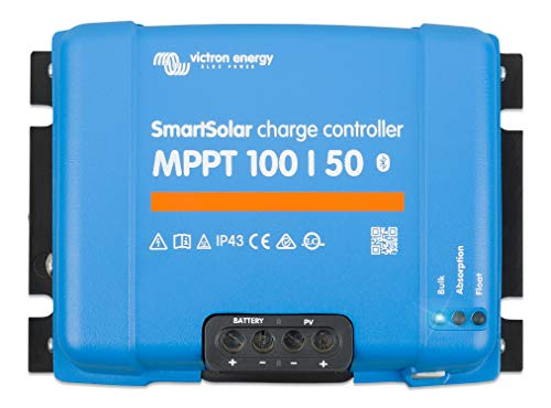 Victron Energy - Contrôleur MPPT Bluetooth intégré 100|50