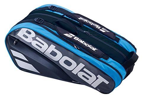 Babolat RH X 9 Pure Drive Vs Raquetero, Adultos Unisex, Noir Bleu (Multicolor), Talla Única
