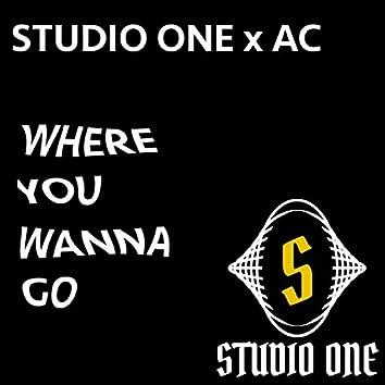 Where You Wanna Go (feat. AC)
