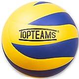 Acehmks Volleyball,Balón de Voleibol de Playa, Talla 5 (Azul/Yellow)