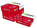 Cajas Folios Din A4 80 Gramos Copy Paper 5 Packs de 500 hojas (2.500 folios A4)