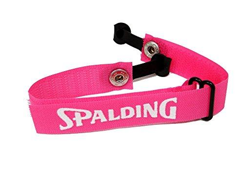 (スポルディング)SPALDING スポーツバンド スポーツ用メガネバンド ピンク