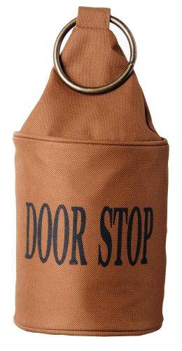 Danto FBA: Esschert Design Türstopper mit Ring braun