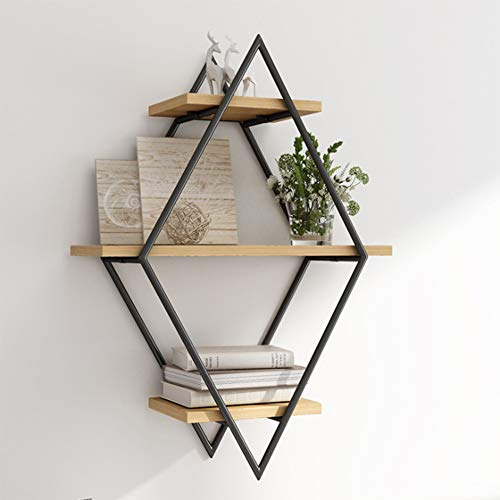 Wall Wall Shelf Iron Gratis Punch Creative TV Set Achtergrond Van De Doos Decoratie Shelf Word Small Bookshelf,1,80cm