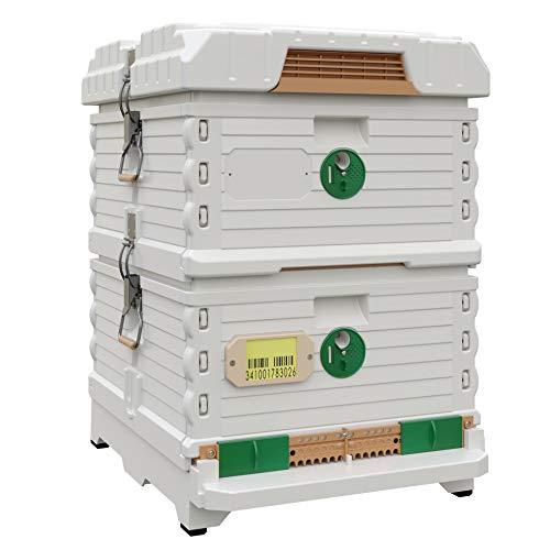 Apimaye Ergo Insulated Bee Hive Set -NO Frames