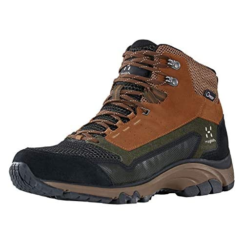 Haglöfs Men's Skuta Mid Proof Eco High Rise Hiking Boots