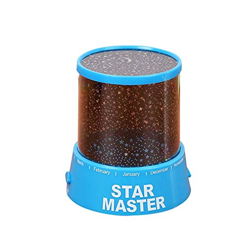 Appearancees Starry Star Master LED-Projektor, Geschenk, Nachtlicht, Himmelstern