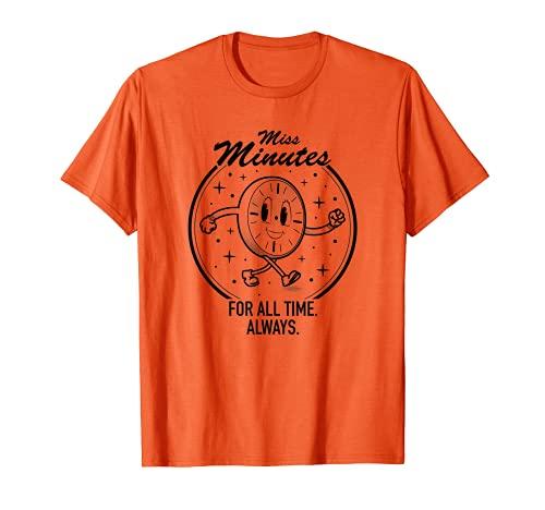 Marvel Loki Miss Minutes For All Time Always Orange Camiseta