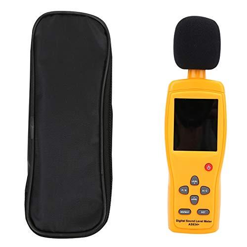 Rivelatore di Decibel del fonometro del misuratore di rumore industriale di alta precisione del tester di Decibel