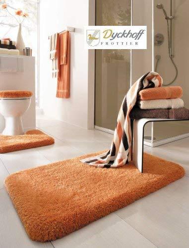Opal 0900526259 Dyckhoff badmat, hangende wc-mat 55 x 65 cm, 259, terracotta