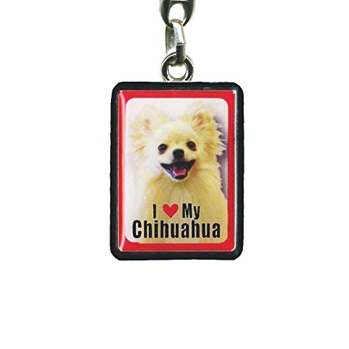 Porte clef j aime mon chihuahua