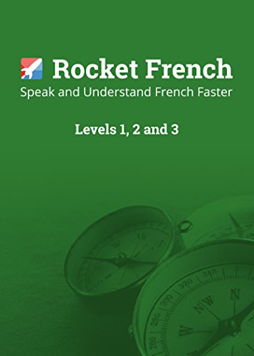 Learn French - Rocket French Level 1, 2 & 3 Bundle. The best value French course to learn, speak and understand French fast. Over 360 hours of French lessons for Mac, PC, Android & iOS (3 items)