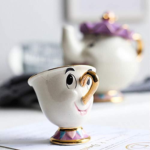 Reisetasse Keramik-Geschenkartikel-Set, ein Topf und eine Tasse Dekoration Geschenke-Einzelbecher Reisetasse
