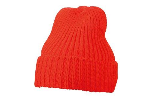 Myrtle Beach Thinsulate Bonnet Mixte Taille Unique Rouge Rouge Taille Unique