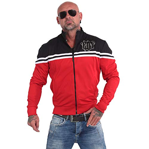 Yakuza Herren ENT Trainingsjacke Zipper