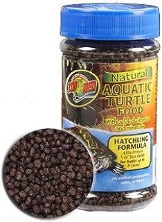 Zoo Med Laboratories Szmzm50 Aquatic Turtle Dry Food, 1.5-Ounce