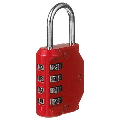VALICLUD 1Pcs Per La Casa Dei Bagagli Gabinetto di Blocco Della Porta Password di Cifre di Sicurezza Lucchetto Blocco di Codice per Valigie Da Viaggio Sacchetto Dei Bagagli Caso