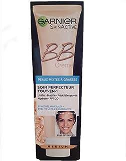 Garnier - BB Cream para pieles mixtas y grasas 5 en 1