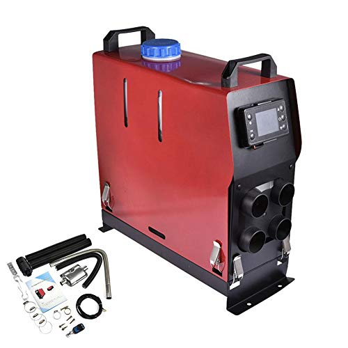 For Sale! U-smile Air Diesel Heater, 5KW 12V/24V Car Parking Air Diesel Fuel Preheat Heater Set with...