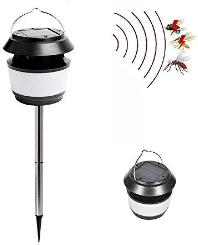 MTSBW Multi-Funktion Solar Light USB Charge Rasenlampe Rasenlampe Rasenlampe IP55 Wasserdichtes Portable Light 3 In 1 Ultraschall-Mosquito Kill-Lampen B07PBBFS52  Leidenschaftliches Leben 65e9ec