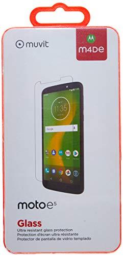 Película Protetora de Vidro Moto E5, Motorola, Transparente