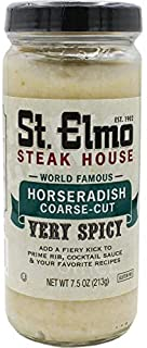 St. Elmo Steak House Horseradish Coarse-Cut