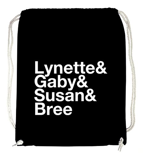 Certified Freak Lynette Gaby Gymsack Black