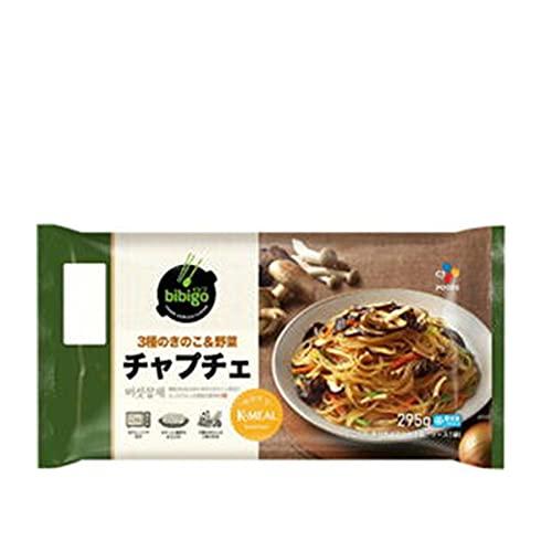 ビビゴ 3種のきのこ&野菜チャプチェ 295g (冷凍)