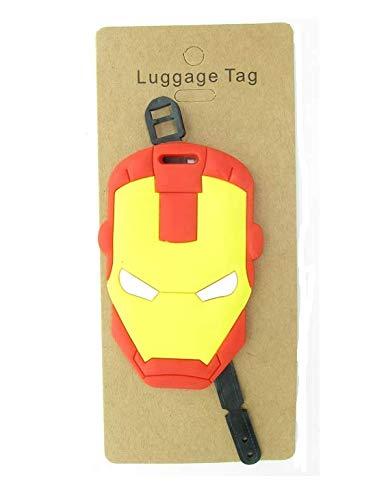 Etiqueta para Maleta (Iron Man)