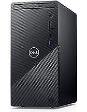 Dell コンパクトデスクトップ Inspiron 3891 ブラック Win10/Core i3-10105/8GB/1TB HDD/無線LAN DI30A-BNL【Windows 11 無料アップグレード対応】