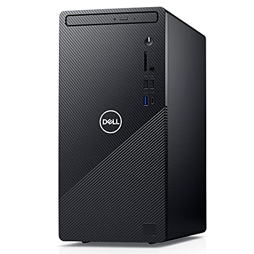 【MS Office Home&Business 2019搭載】Dell コンパクトデスクトップ Inspiron 3891 ブラック Win10/Core i3-10105/8GB/1TB HDD/無線LAN DI30A-BNHB【Windows 11 無料アップグレード対応】