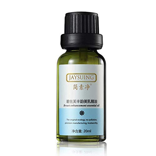 Bockshornklee Öl 20ml Brustvergrößerung Öl für mehr Brustvolumen, Straffung und Brustvergrößerung