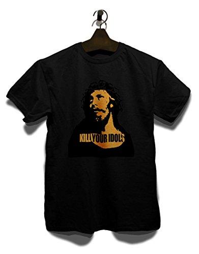 shirtminister Kill Your Idols Camiseta Tamaños