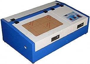 Gowe Laser-Graviermaschine, CO2, 220 V, 40 W, Laserschnitt, USB-Support