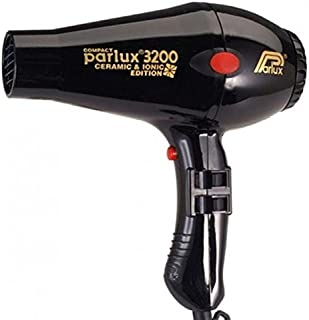 Parlux 3200 Ceramic Ionic Hair Dryer - Black