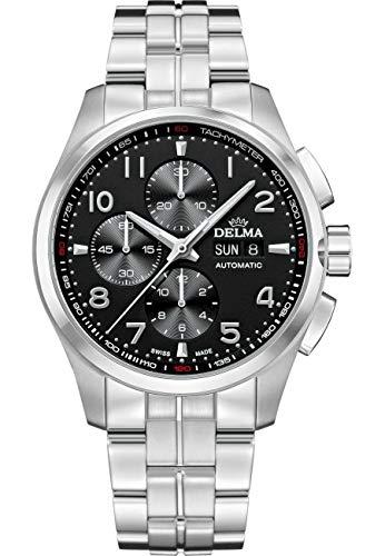 DELMA - Armbanduhr - Herren - Klondike Classic - 41701.660.6.032